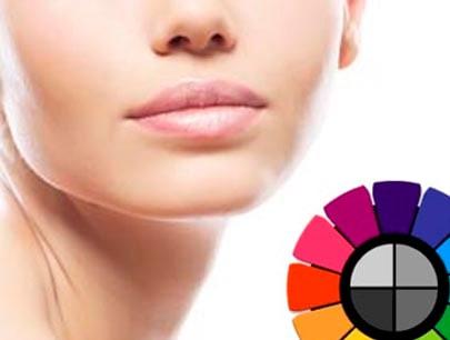 Curso Colorimetría y Visagismo